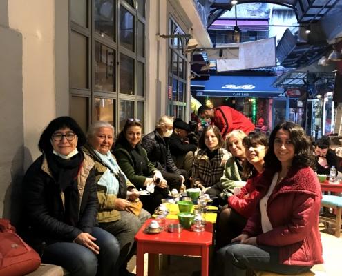 Karagöz Sergisi Sonrası Sohbet